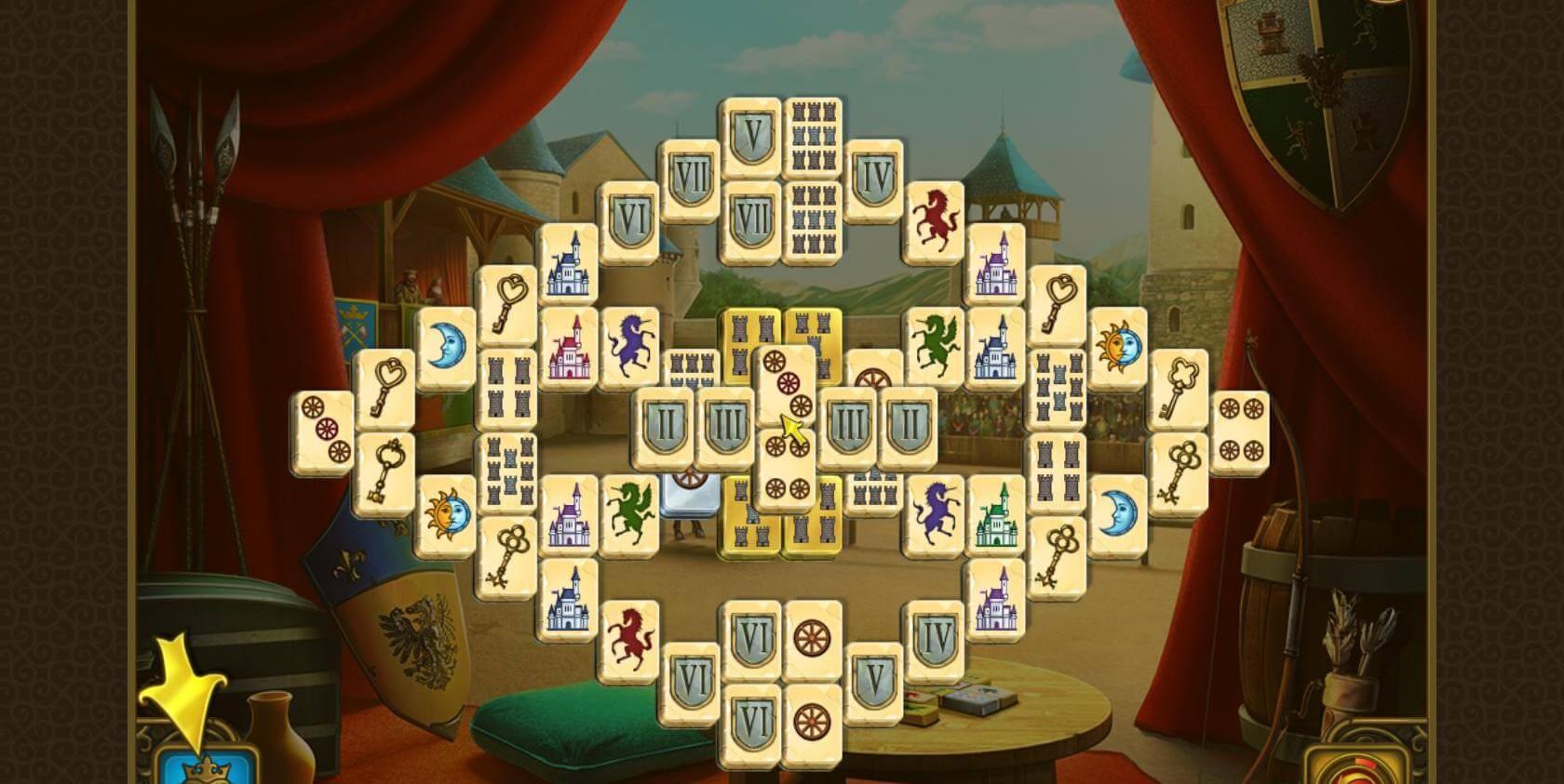 играть маджонг бесплатно онлайн во весь экран